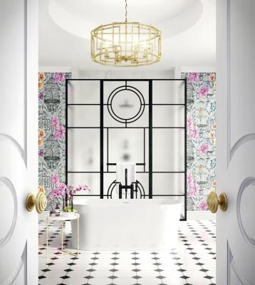 Дизайн ванной комнаты 2019 года