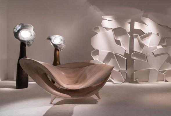 Выставка «The Salon Art Design» прошла в Нью-Йорке