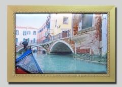 Шелкография Венеция/Мосты