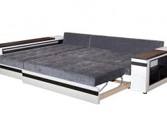 Угловой диван Бостон, Савлуков мебель, Мебельмакс, в рассрочку, под заказ, механизм дельфин