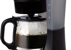 Кофеварка MW-1650BK