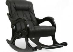 Кресло-качалка - модель 77