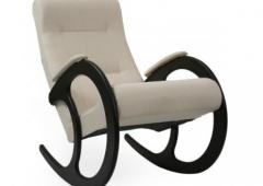 Кресло-качалка - модель 3