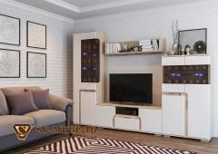 Гостиная Нота-25, под заказ, купить, в рассрочку, дешево, недорого, купить качественную мебель, купить красивую мебель,