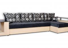 Диван кровать угловой Амстердам мод 1.1 Блумберг, Мебельмакс