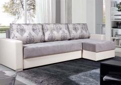 Диван угловой Лоренсо, Тиолли, под заказ купить, минск, мягкая мебель, мебельмакс