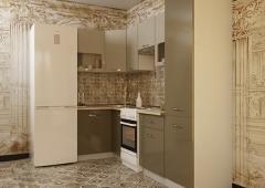 Кухня Эко 6 - 1,2х2,7