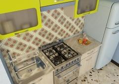 Кухня Эко 5 - 1,7