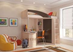 Детская комната БЭМБИ-3