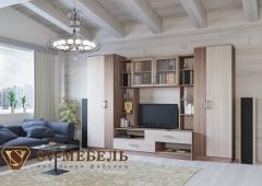 """""""Гостиная №2"""", достойная мебель, под заказ, купить в рассрочку, дешево, недорого, купить качественную мебель, купить красивую мебель,"""