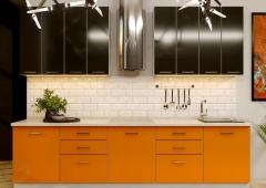 Кухня Модуль 1.2: 3,0м  линейная