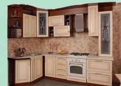 Кухня ЗОВ Турин-3 ПП Молочный