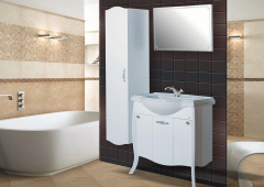 Набор мебели для ванной Флоренция