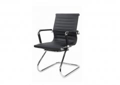 Кресло компьютерное HALMAR PRESTIGE SKID черное