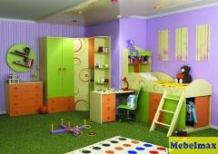 Детская комната ФРУТТИС