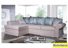 Угловой диван Мюнхен, Корсак, под заказ, в рассрочку, мебельмакс, выбор тканей, доступные цены