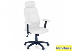 Кресло компьютерное HALMAR STILO белое