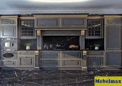 Кухня, Массив Ясеня Т509