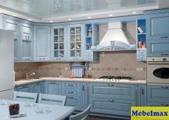 Кухня Массив т 509 ясень ЗОВ