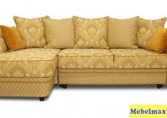 Угловой диван Версаль, Мебельмакс, Софт-сити, в рассрочку, под заказ