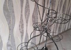Подставка для растений металлическая