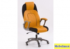 Кресло компьютерное HALMAR VIPER черно-оранжевое