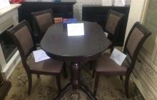 Стол обеденный раздвижной ПАН