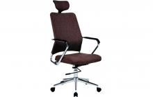Кресло компьютерное HALMAR FINOS темно-коричневое