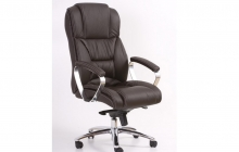 Кресло компьютерное HALMAR FOSTER темно-коричневое