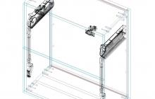 Инструкция по сборке - Шкаф настенный ШН