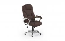 Кресло компьютерное HALMAR DESMOND темно-коричневое