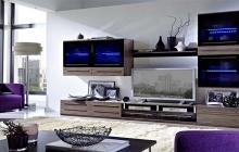 """Гостиная """"Лайк"""", достойная мебель, под заказ, купить в рассрочку, дешево, недорого, купить качественную мебель, купить красивую мебель,"""