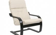 Кресло для отдыха - модель Сайма экокожа
