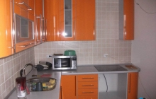 Кухня ЗОВ Апельсин,пластик, мебельмакс,мебель