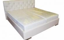 Кровать, Глория 2, Амплуа, прямая, Мебельмакс, мебель