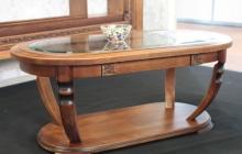 Стол журнальный ЖСТ-1 купить недорого, заказть в цвете, массив дерева, мебельмакс столы