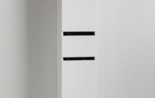 47.04 Шкаф 30 Бергамо с ящиком