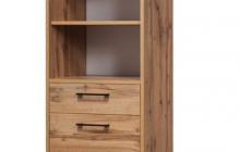 Шкаф для книг 4я Техас ИВ-113.04