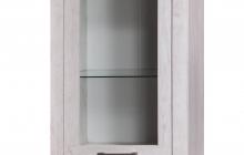 Шкаф с витриной Вирджиния 100.1779