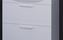 63.03 (1) Тумба под умывальник 85 Манчестер с ящиками