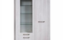 Шкаф с витриной Вирджиния 100.1785