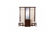 """Корпусная мебель,прихожая """"Анастасия-1"""", МПМ, Прихожие, под заказ, в рассрочку, к Мебельмакс, купить, , мебель"""
