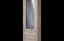 Шкаф с витриной 100.1779