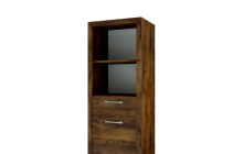 Шкаф для книг Вирджиния 100.1800
