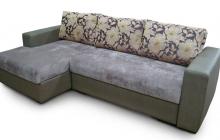 Угловой диван Пингвин-8, под заказ, в рассрочку, Лама мебель