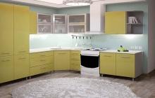 Кухня МДФ крашенный  RAL 1001,ЗОВ,мебельмакс,мебель
