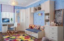 Детская комната ВЕГА