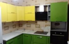 Постформинг Желтый, Зеленый
