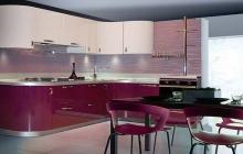 Кухня МДФ крашенный ral9003_mz1372