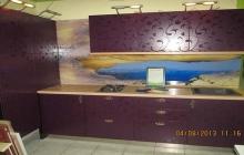 Кухня,Флора,ЗОВ,пластик,мебельмакс,мебель